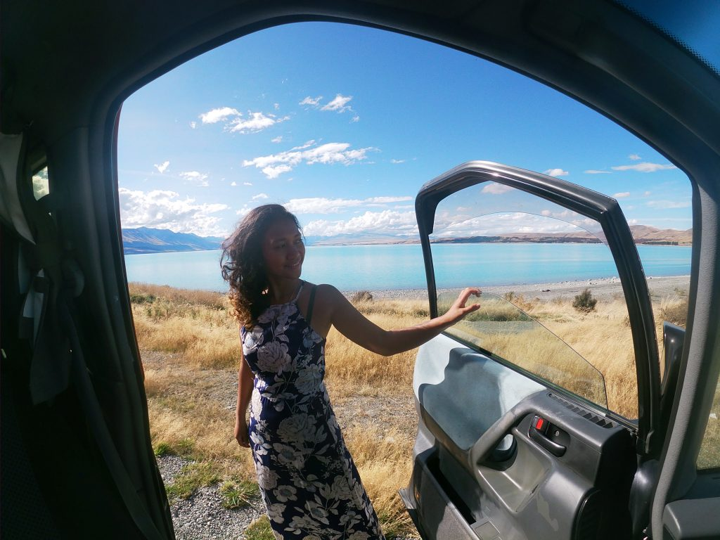 traveling solo in nz