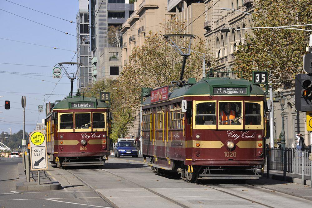 Trem City Melbourne