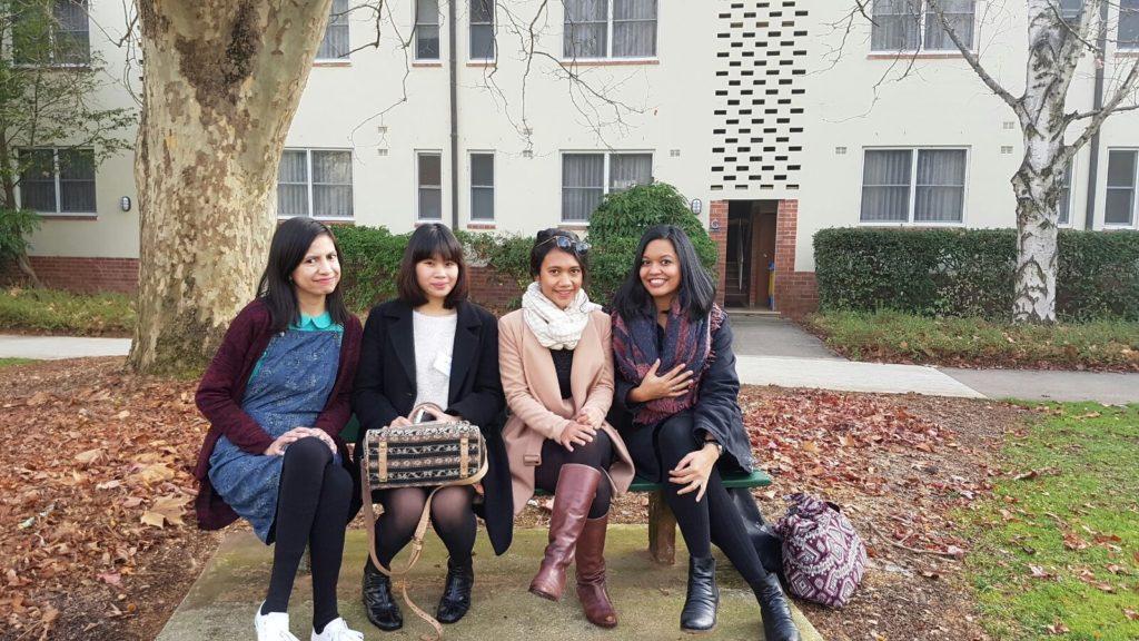 kuliah di canberra