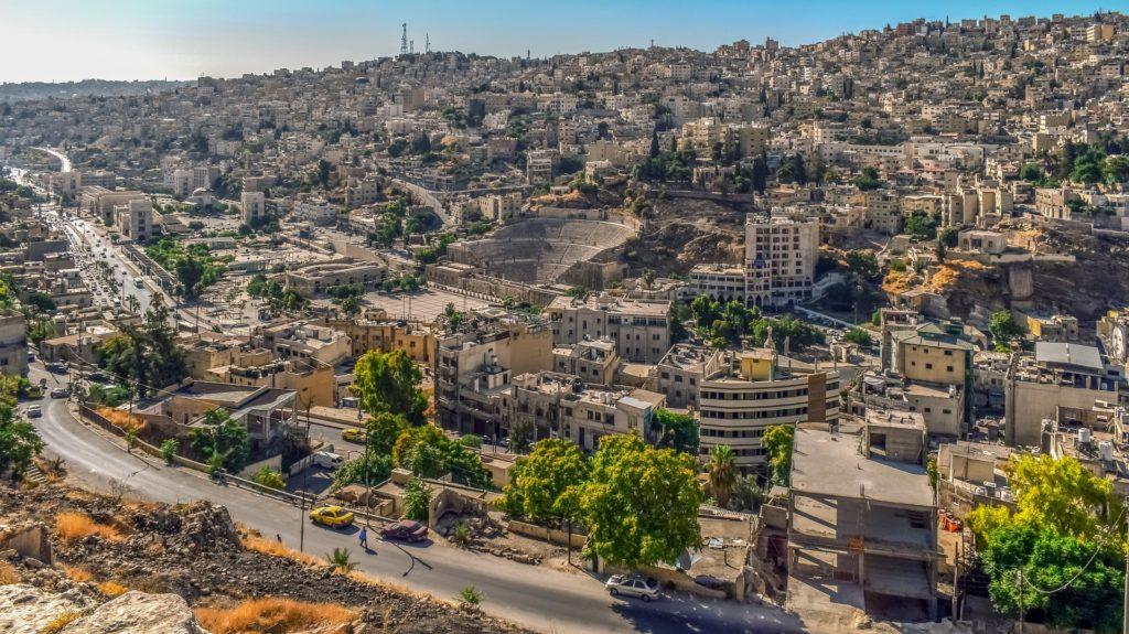 Traveling Yordanina - Amman