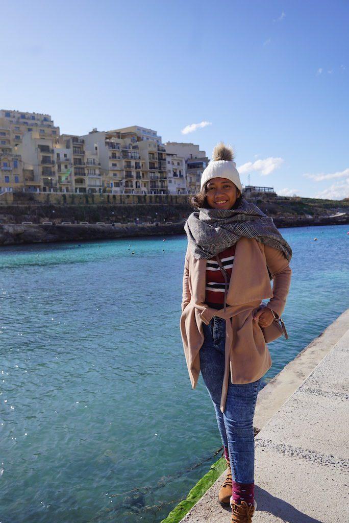 Jalan jalan di Malta