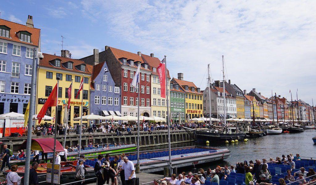 Wisata Nyhavn Copenhangen