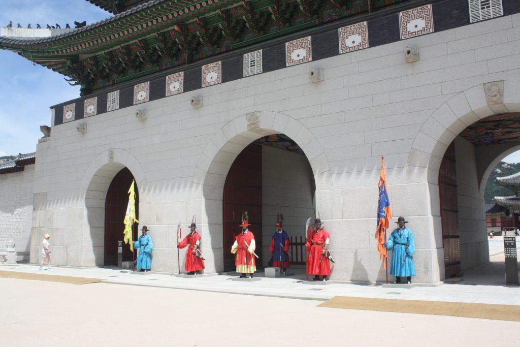 Gate di Seoul 2015