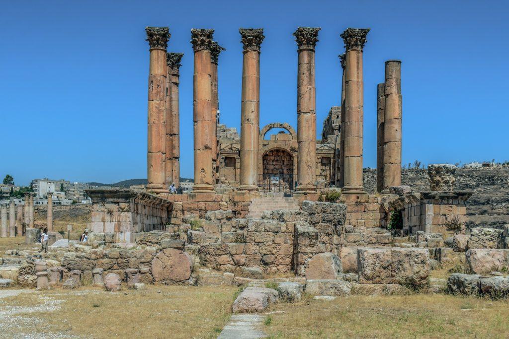 Traveling Yordania- Jerash