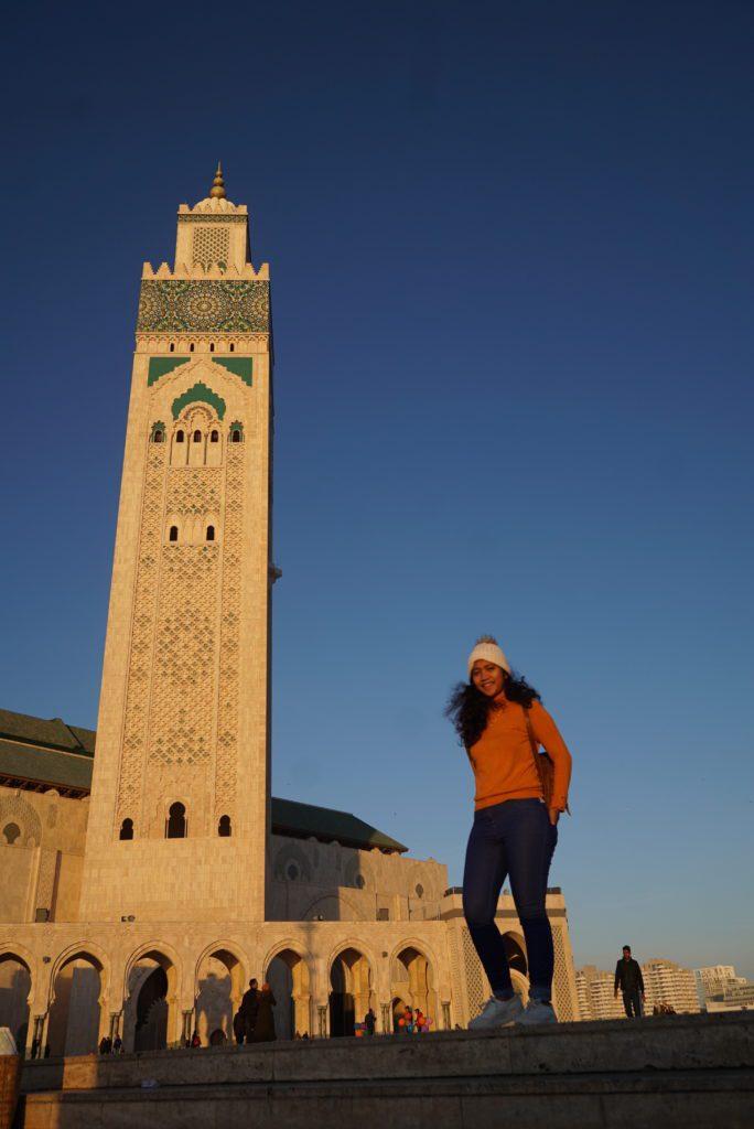Mesjid Al Hasan Maroko