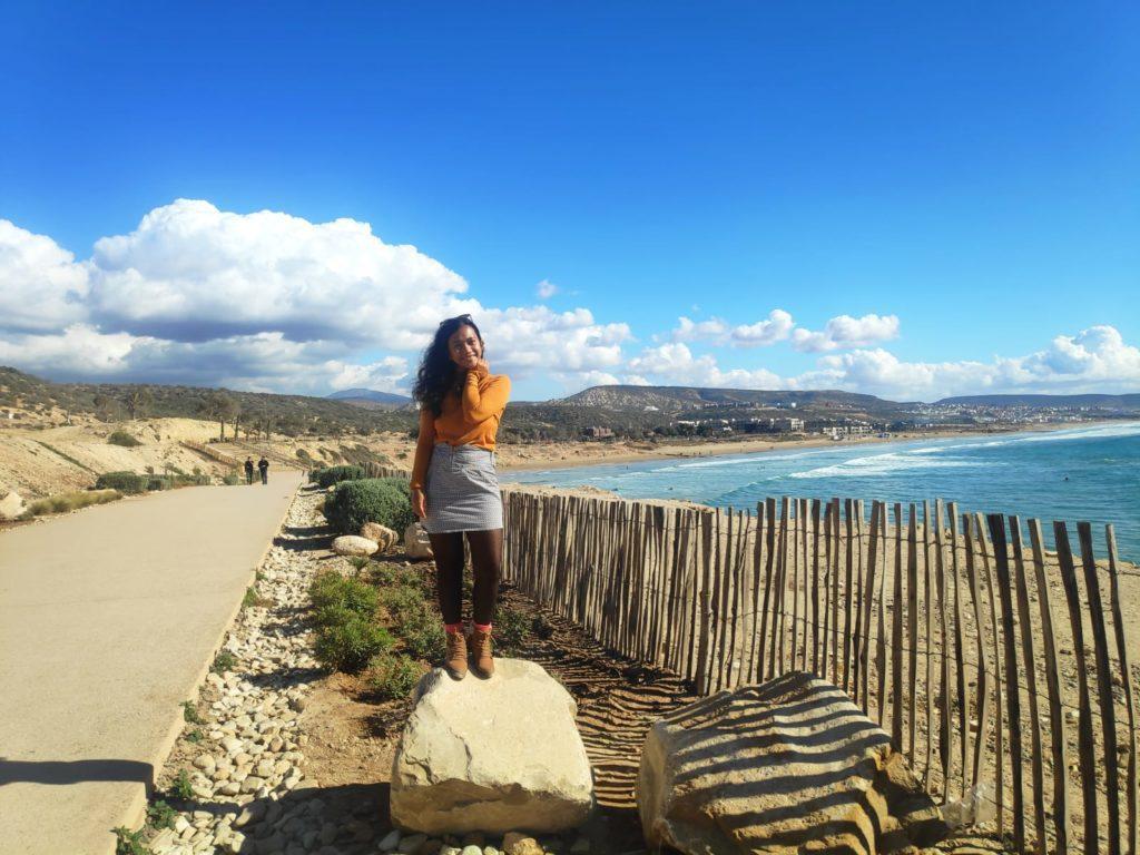 traveling maroko
