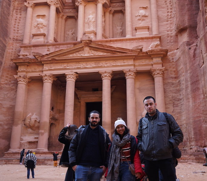 Traveling Jordania