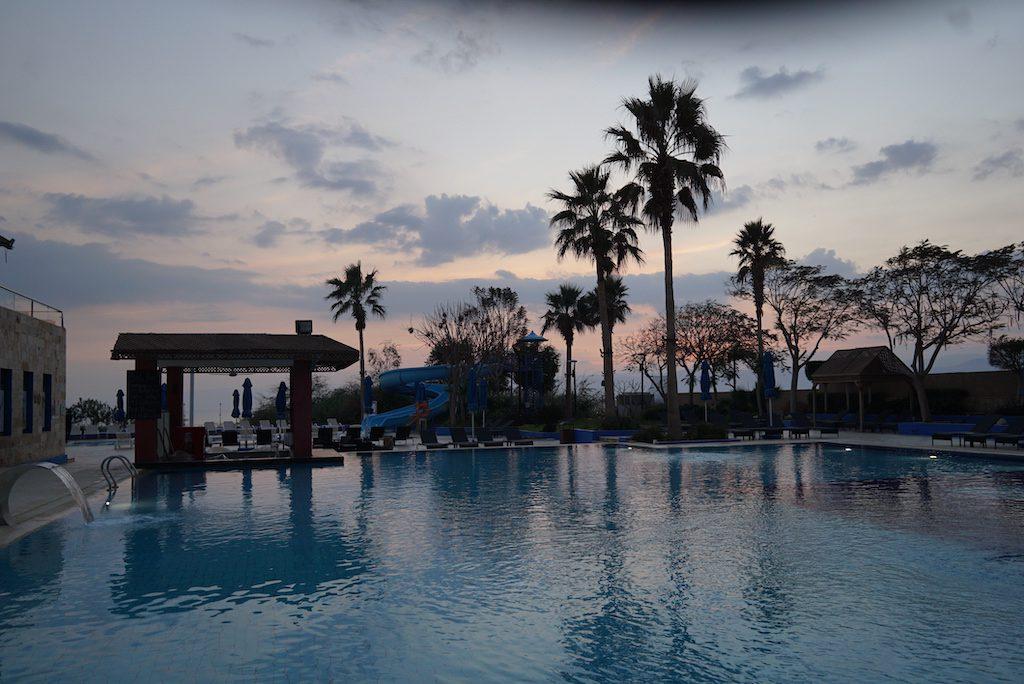 Resort Yordania