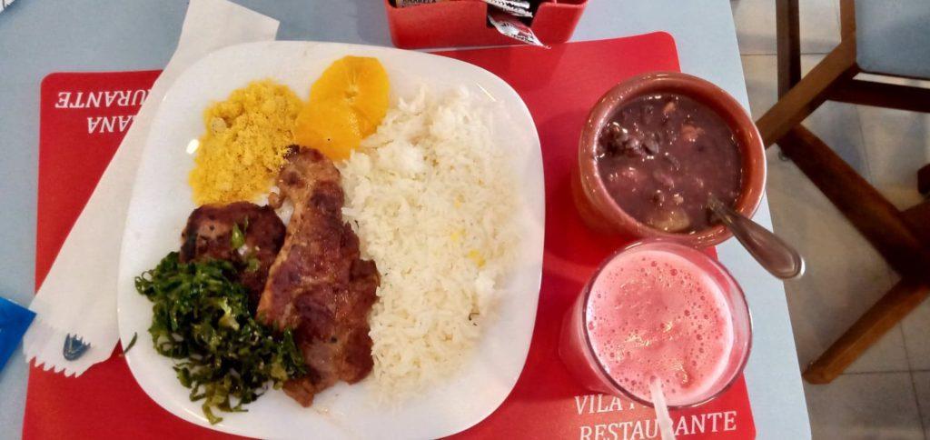 Makanan Brazil