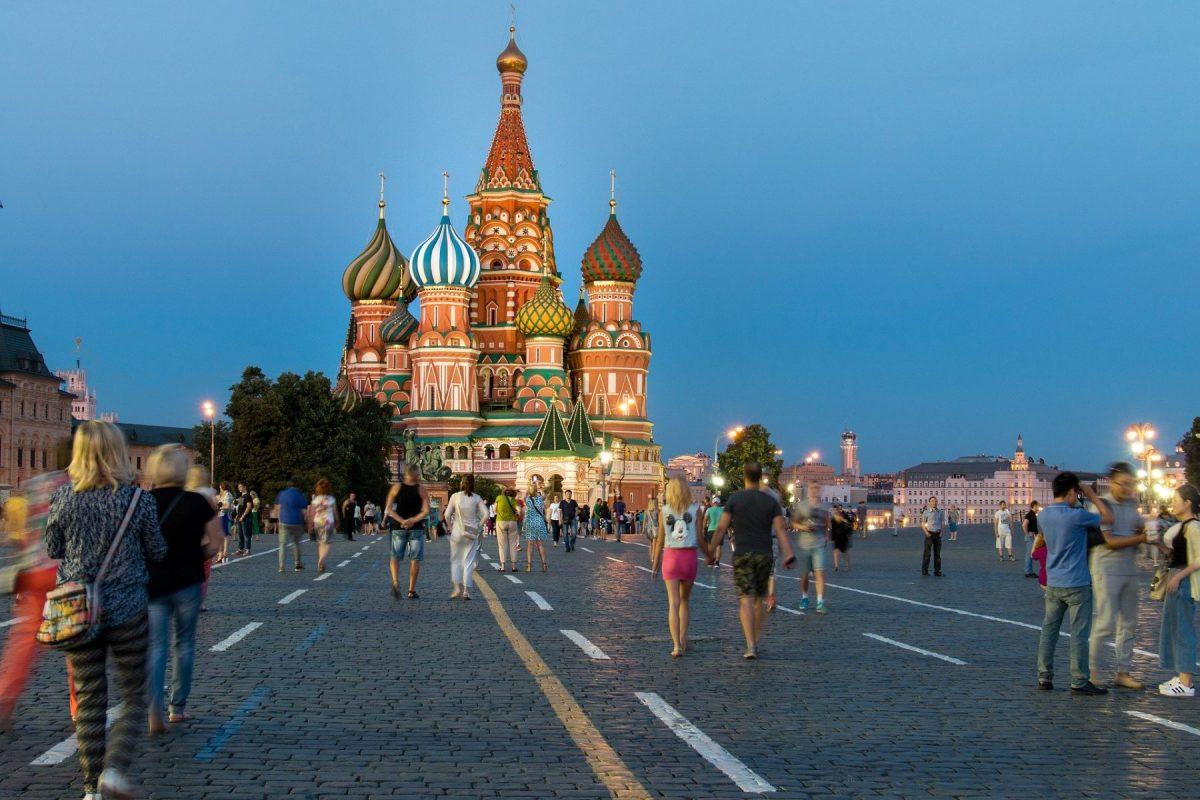 Cara Membuat Visa Rusia 2020