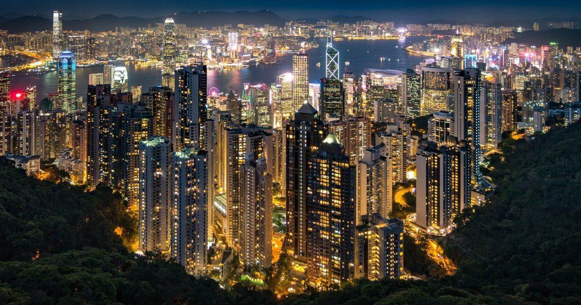 traveling hongkong