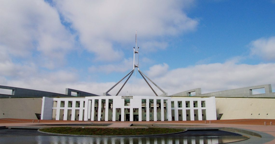 traveling canberra