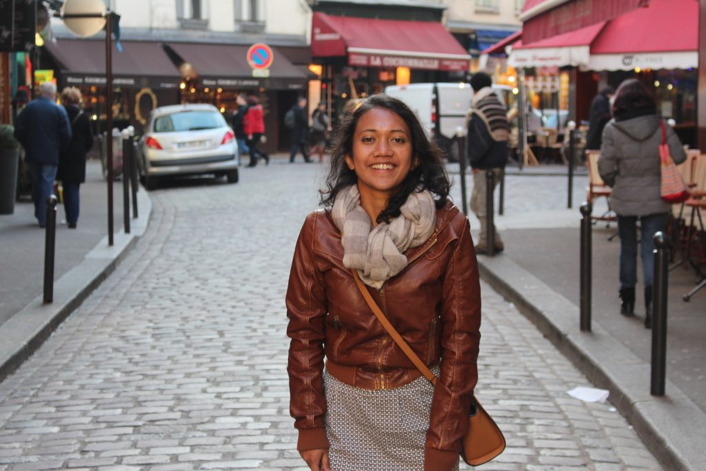 traveling in france olivia