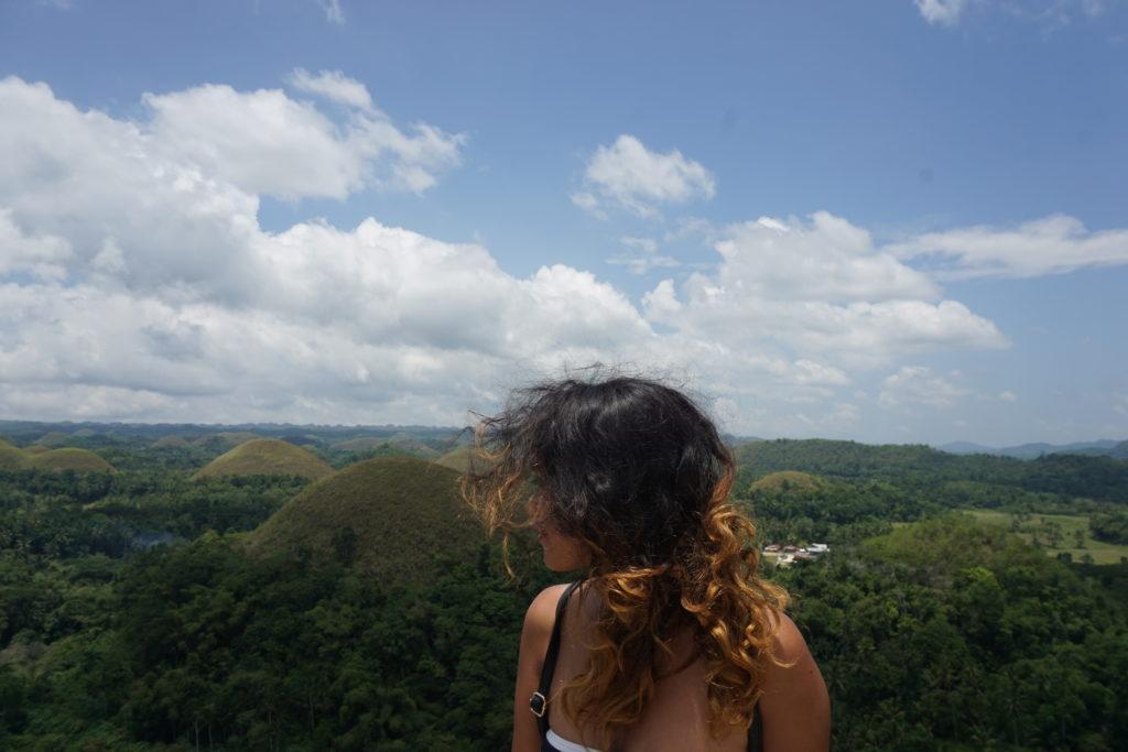 Chocloate Hill Filipina