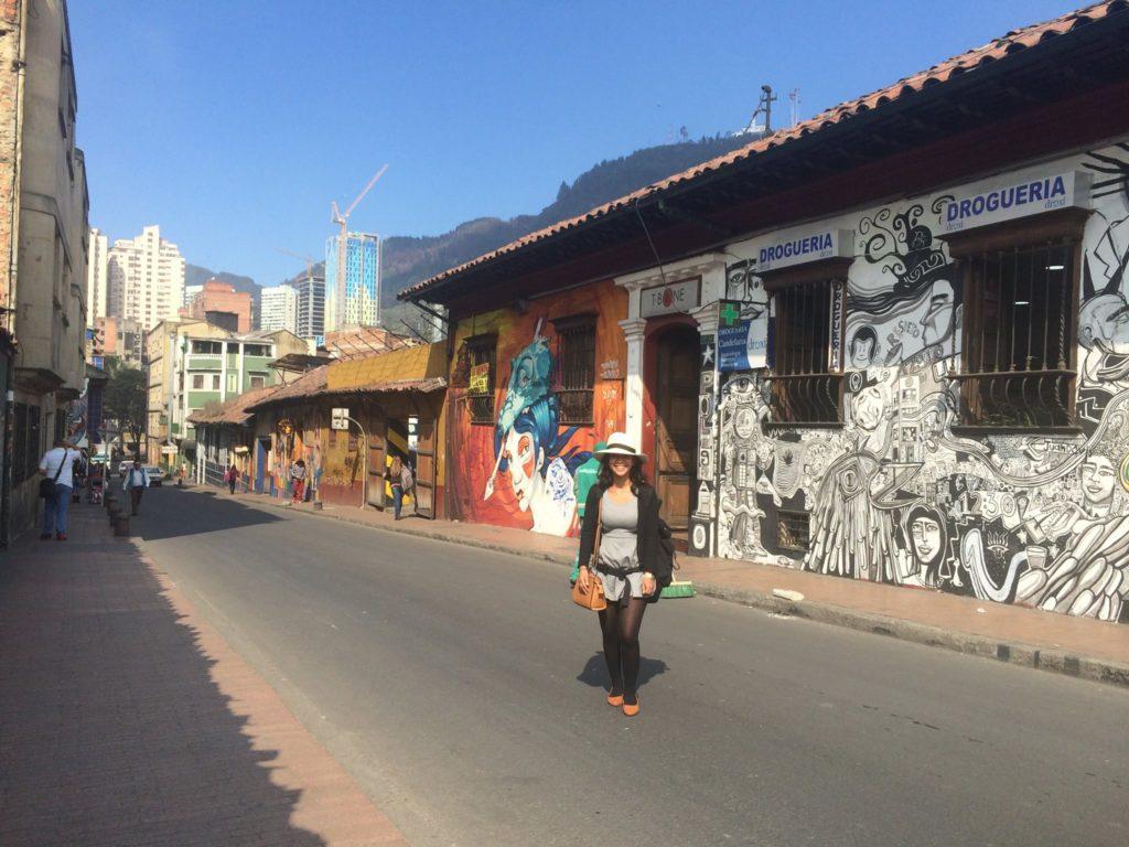 traveling kolombia