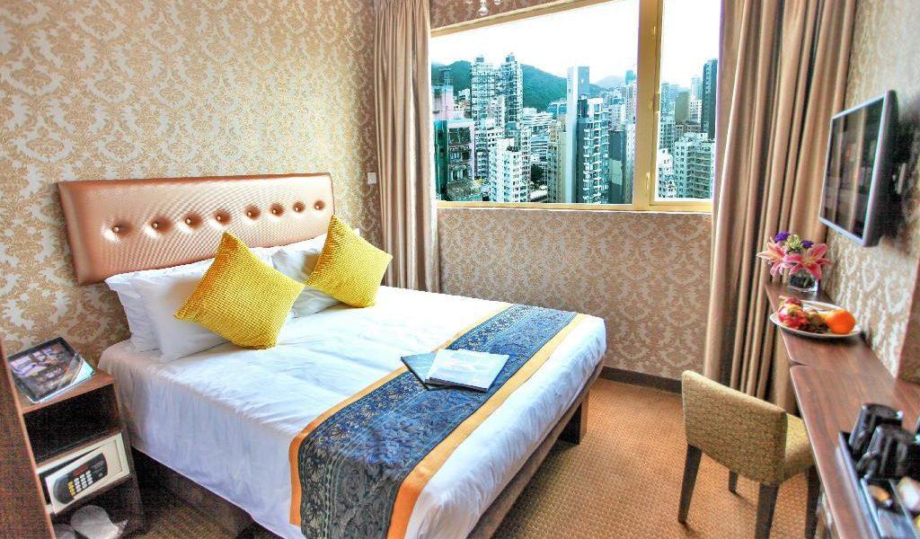 Grand City Hotel sHong kong