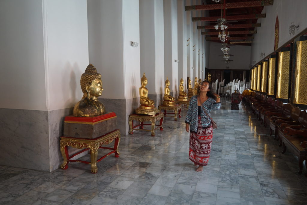 Tempat Wisata Thailand Kuil