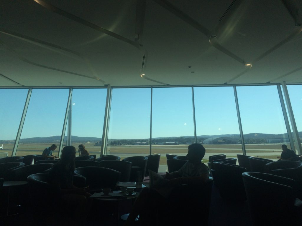 Lounge Canberra Airport