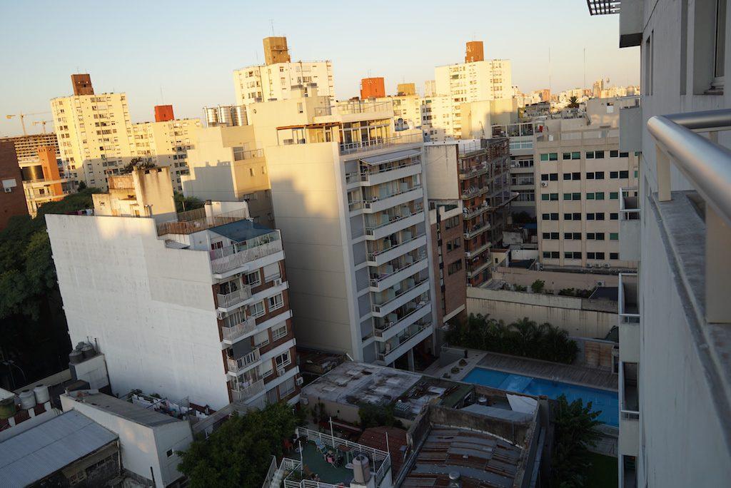 Pemandangan Kota Buenos Aires