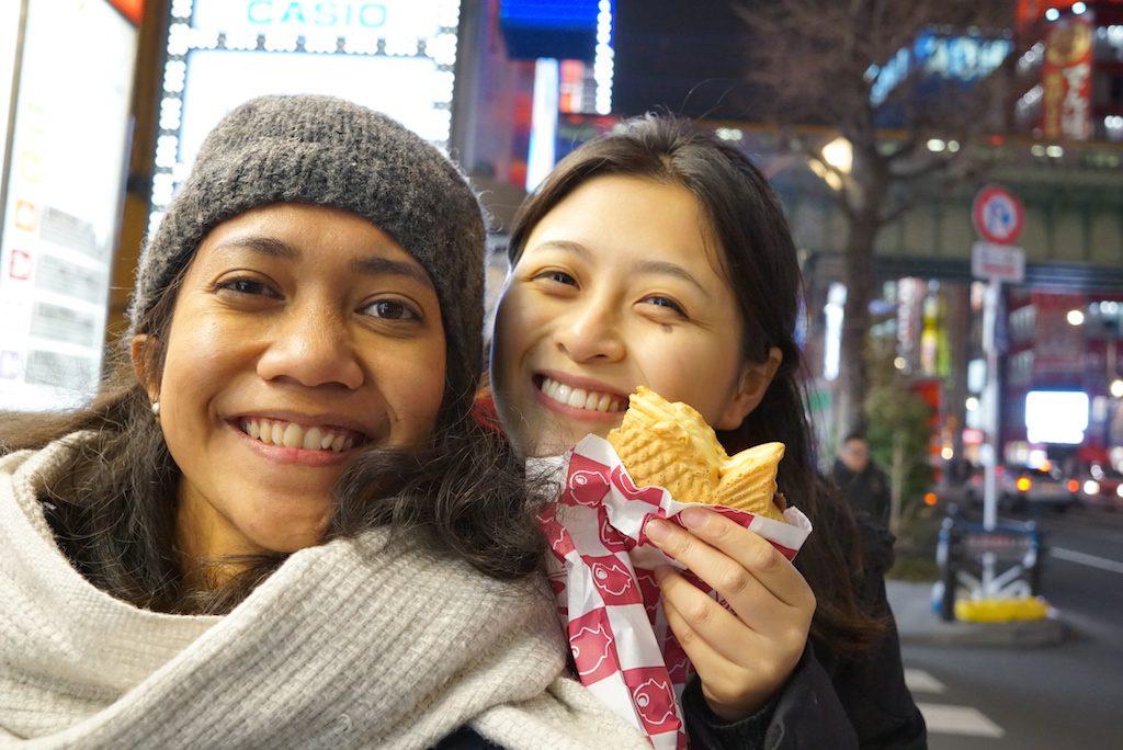 Shibuya food