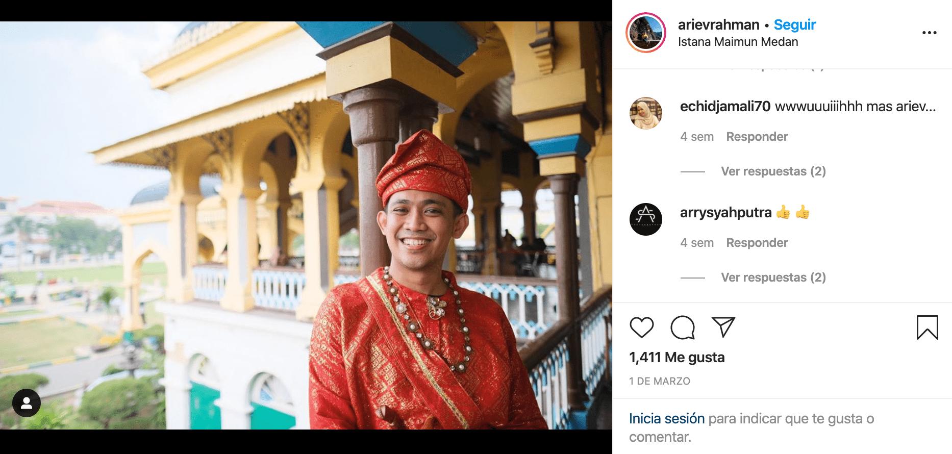 ariev rahman travel blogger indonesia