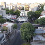 Suasana Lockdown di Negara Argentina Akibat Virus Corona