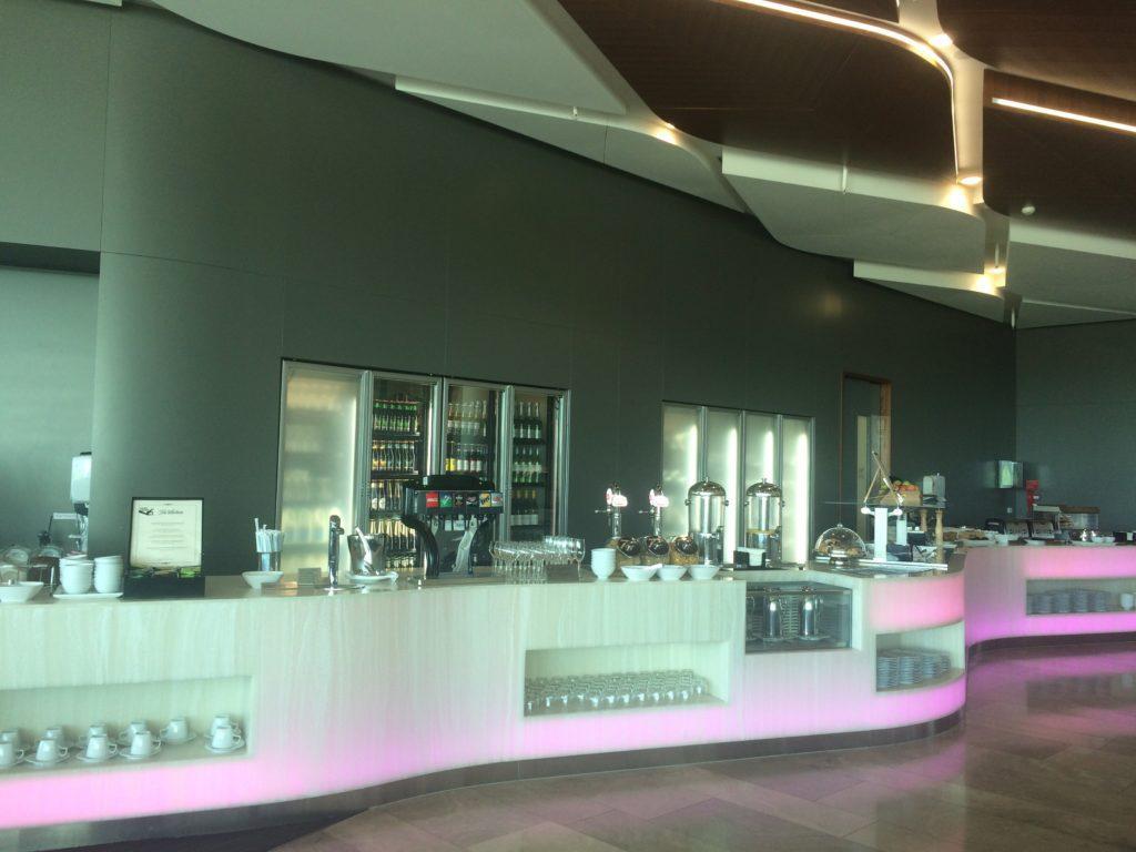 Lounge Kelas Bisnis Australia