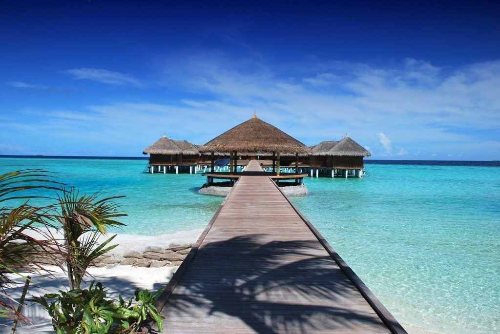 tempat wisata terdekat maldives