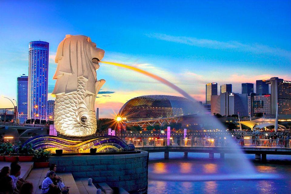 wisata singapore