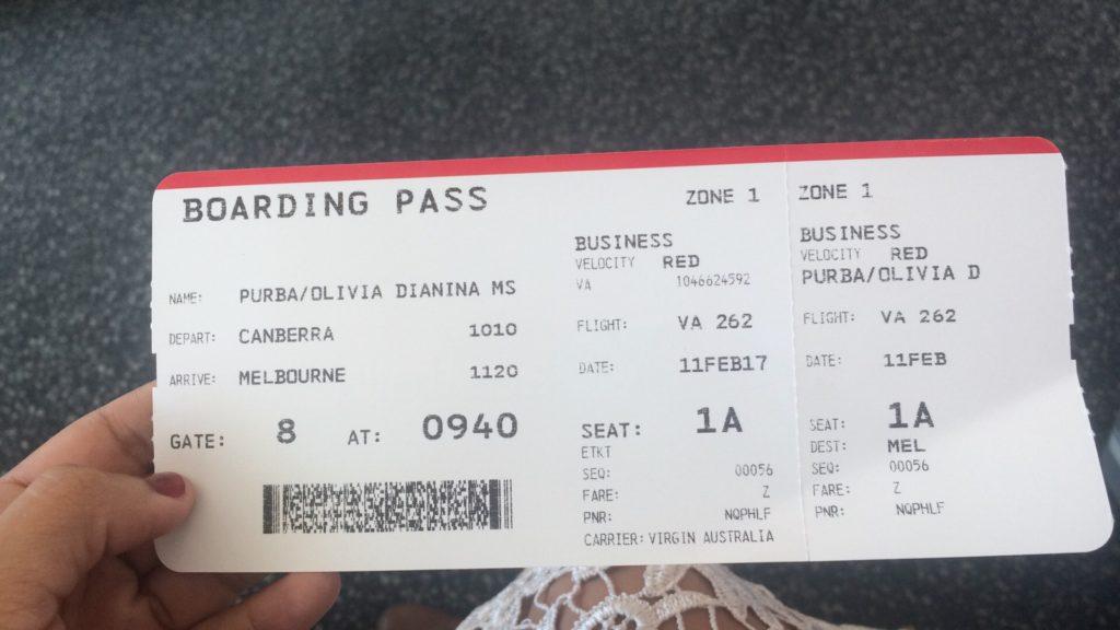 tiket pesawat kelas bisnis