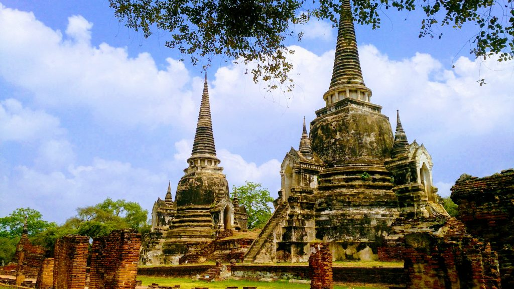 Wat di Sukhothai, wisata Thailand