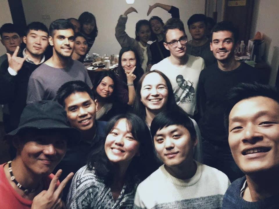 Pengalaman Kuliah Beasiswa S2 di China Velysia