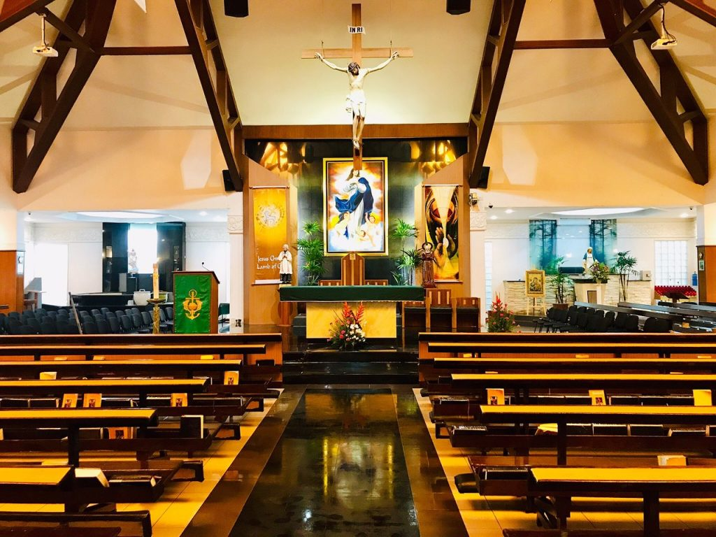 Gereja My Lady Last Assumption Brunei