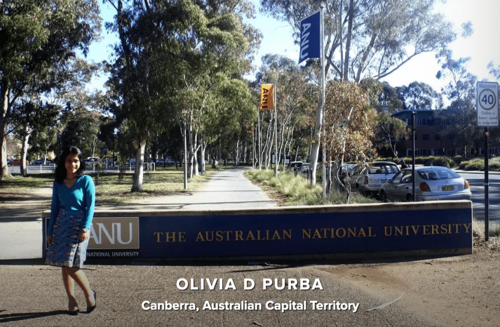 Belajar di The Australian National University