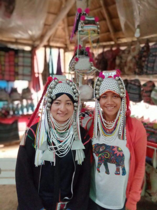 Traveling di Kota Tua Thailand Chiang Mai