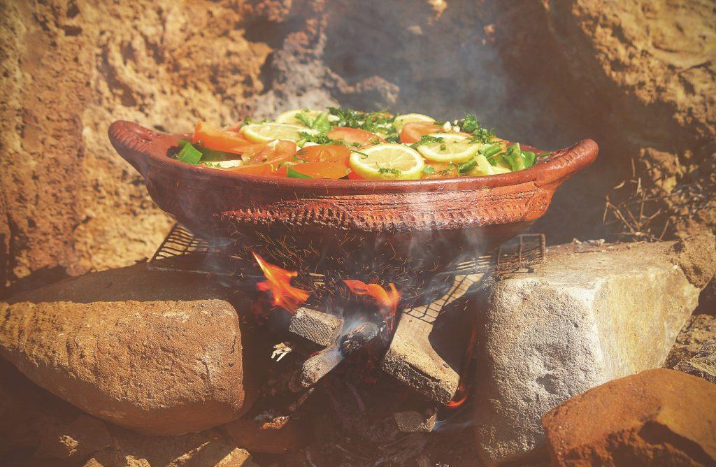 Makanan Maroko