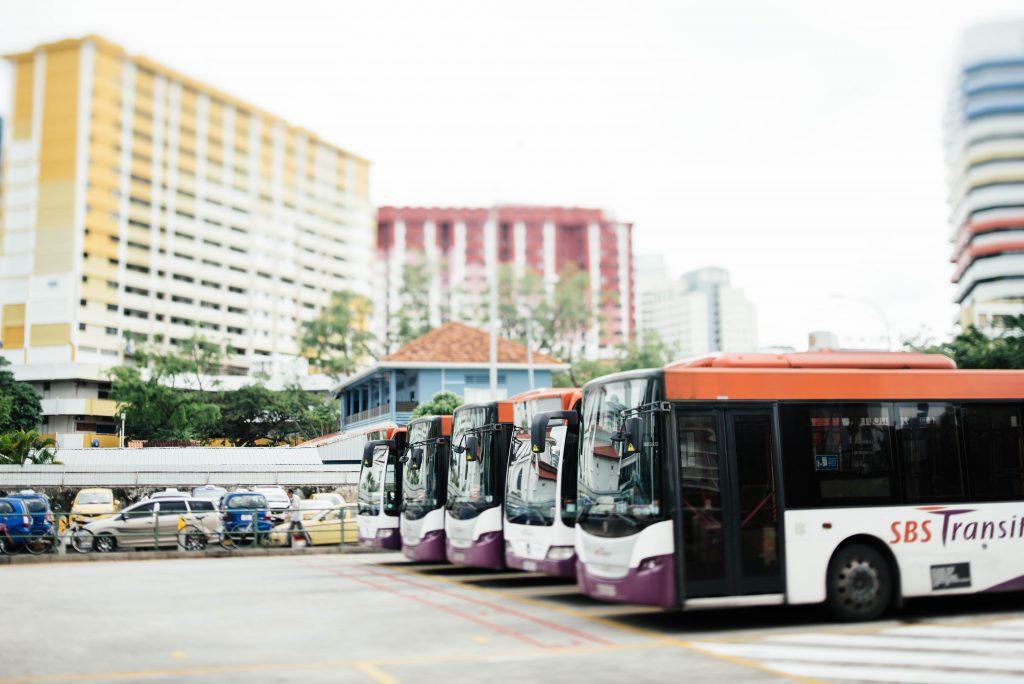 Transportasi Singapura
