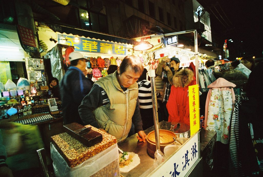 Wisata Taiwan Street Food