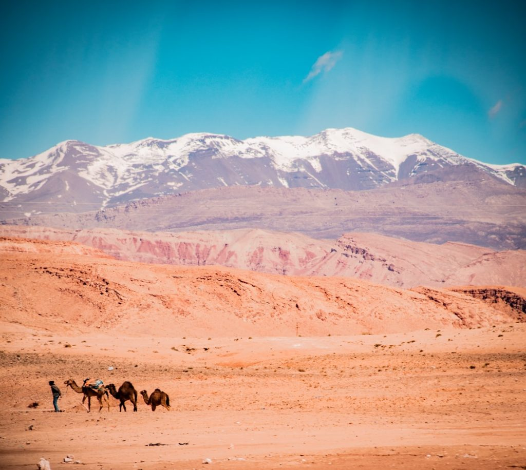 Salju Maroko
