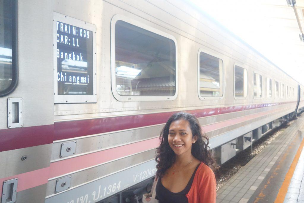 Kereta Bangkok to Chiang Mai