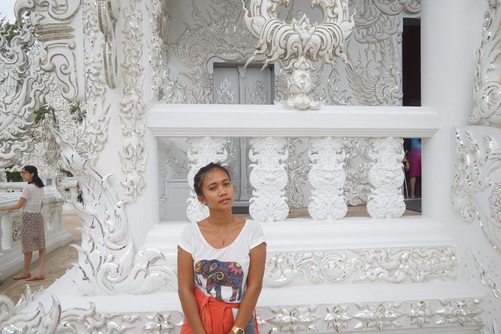 White Temple Chiang Mai Wat Rong Khun