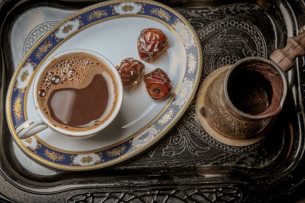 makanan dan minuman turki