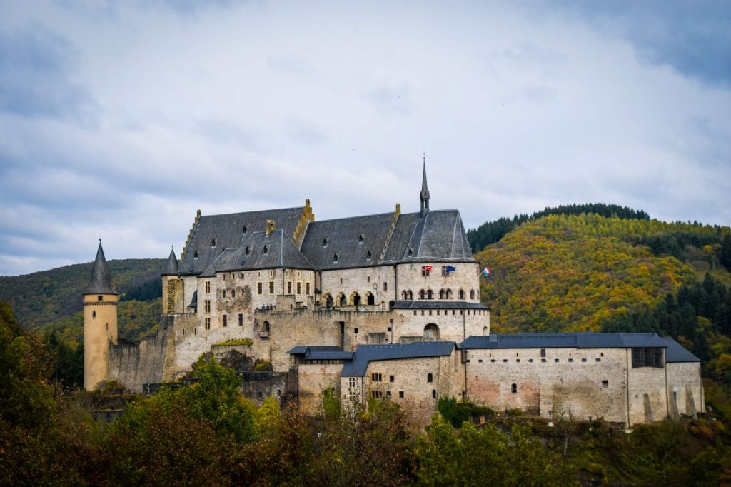 castle luxembourg