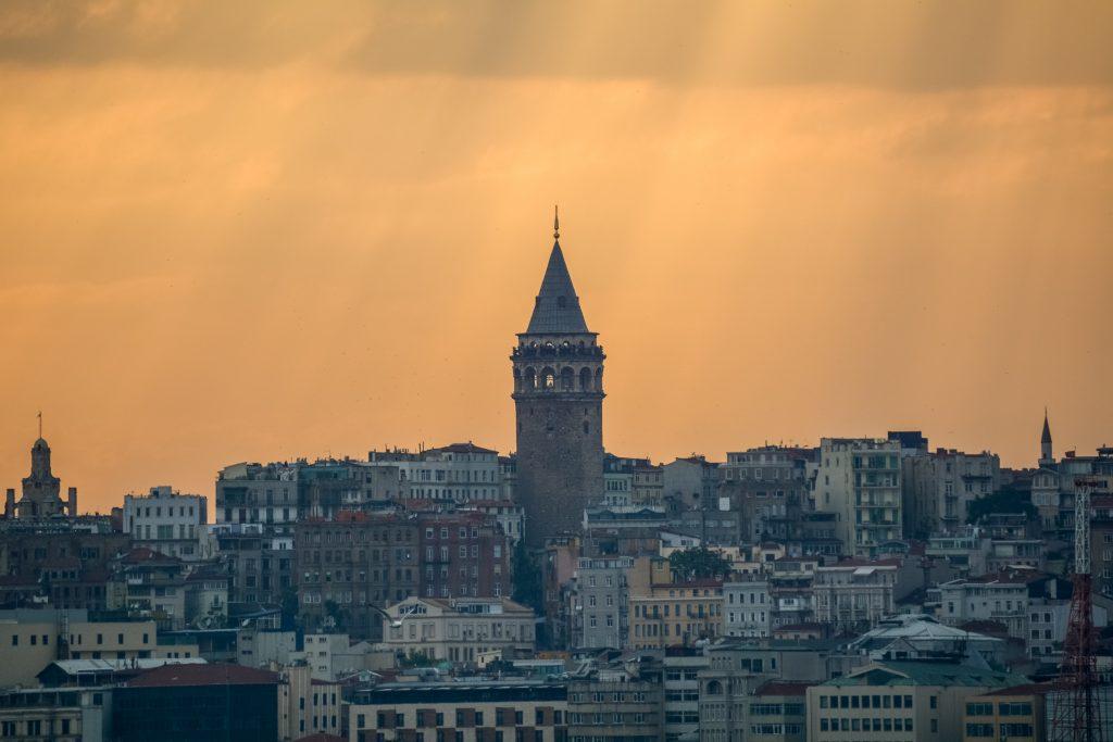 Galata Mevlevihanesi Itinerary Turki