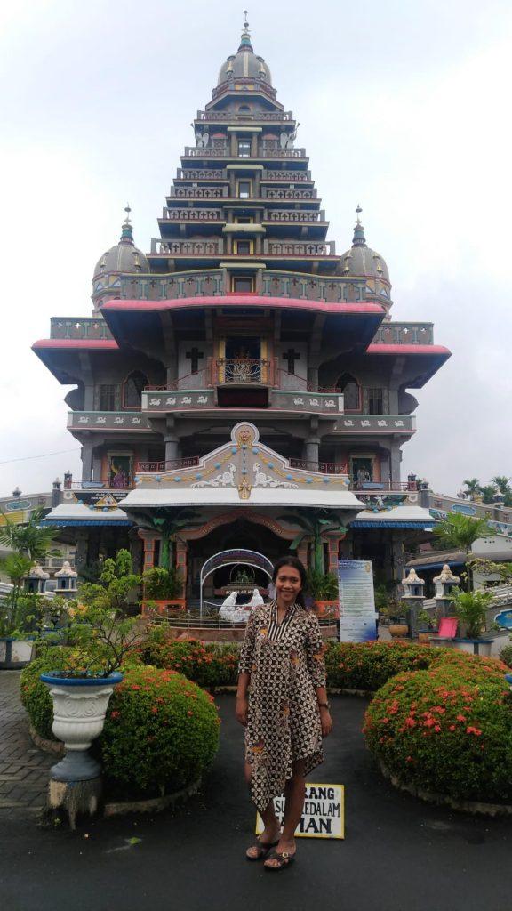 Ana Velangkani Medan