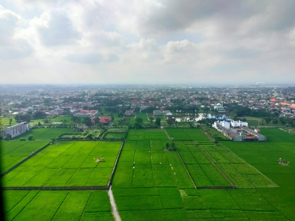 View Sky View Apartemen Medan