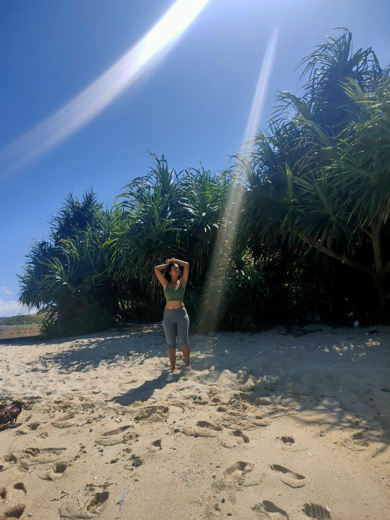 tempat wisata lombok olivia purba