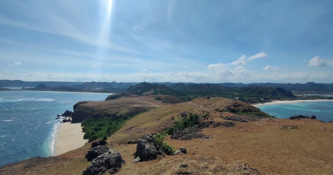 tempat wisata lombok pantai aan
