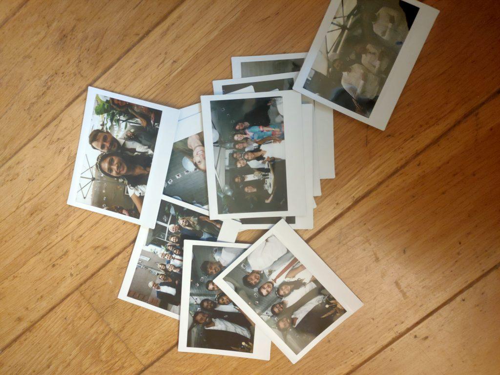 foto polaroid nikah belanda