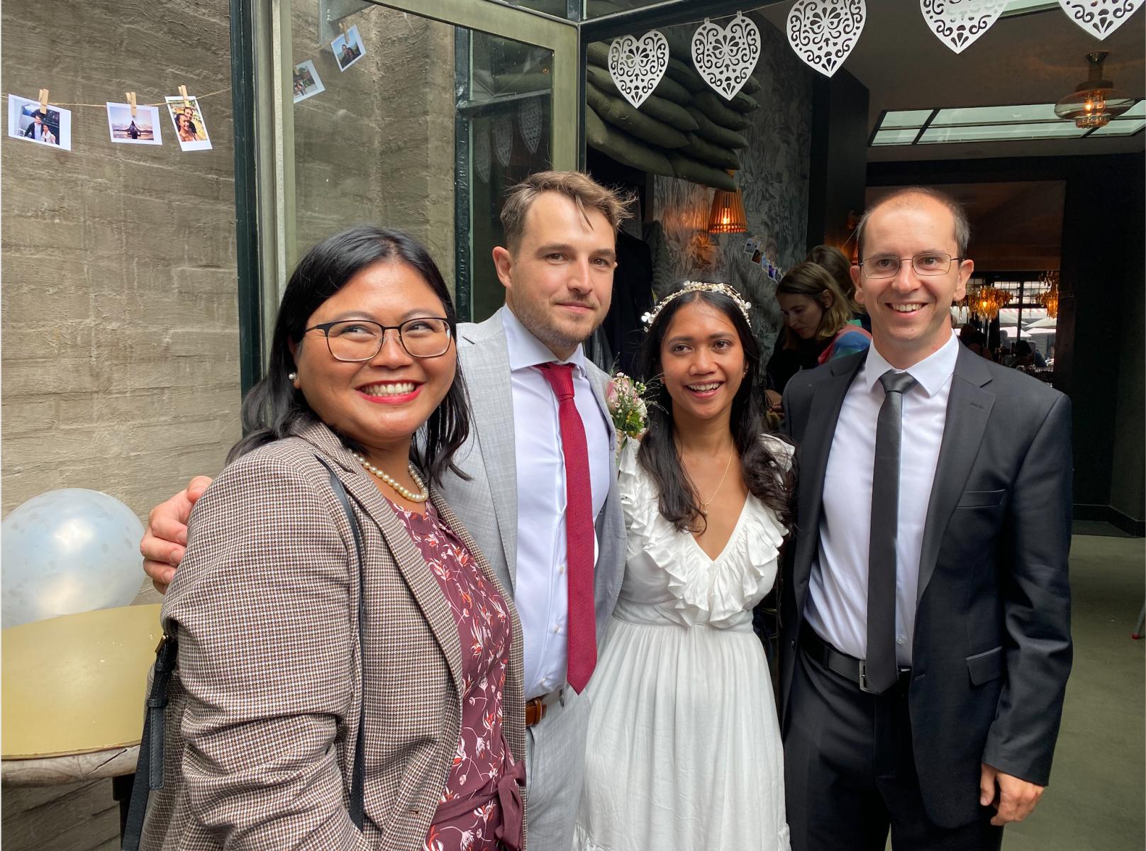 Menikah di Belanda di Masa Corona